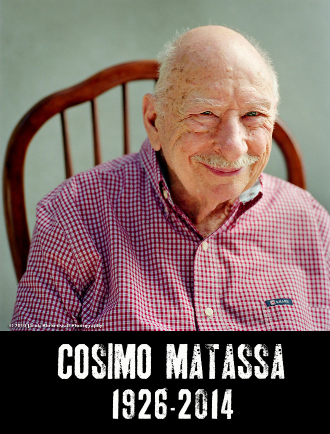 Rest In Peace Cosimo
